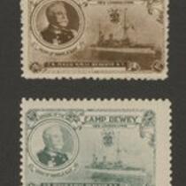Junior Naval Reserve Stamps