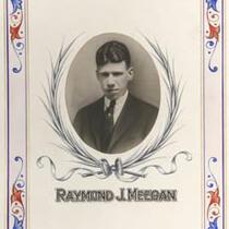 Meegan, Raymond, 1897-1927