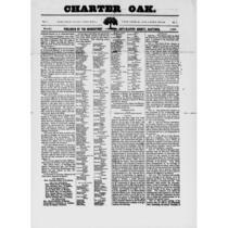 Charter oak, 1838-<1843>