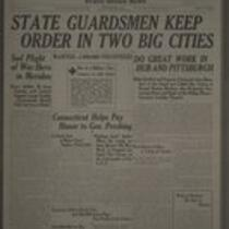 Veterans journal and State Guard news, 1919-09
