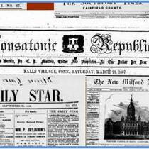 Newspapers of Connecticut